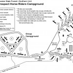 New Prospect Horse Riders Campground
